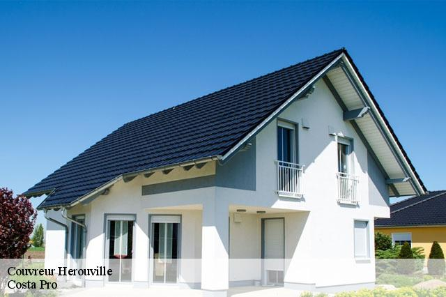 Couvreur  herouville-95300 Toiture Costallat